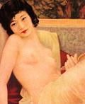 三杯牌香烟―民国广告画名家杭稚英作品欣赏