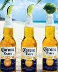 Corona啤酒广告设计