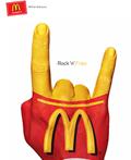 最具创意的麦当劳广告设计