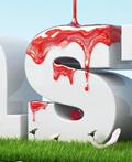 精美创意的Chris LaBrooy 3D字体设计(二)