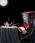 """""""省油""""的奇瑞QQ巴拉圭系列平面广告设计―约会篇"""