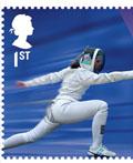 2012伦敦奥运会邮票设计欣赏