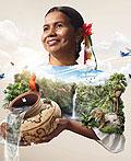 LAN Perú 2013平面广告设计