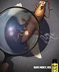 乌克兰RaidRaid杀虫剂平面广告设计
