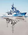 澳大利亚海军协会平面广告设计