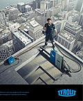 奥地利Tyrolit土木建筑平面广告设计