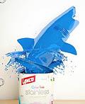 哥斯达黎加Lanco油漆平面广告设计