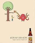 加拿大Fuggles & Warlock酒饮料平面广告设计