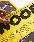 Woobbee茶平面广告设计