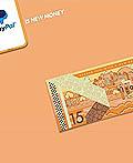 德国PayPal支付平面广告设计