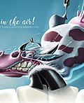 罗马尼亚Dental House平面广告设计