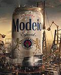 墨西哥Modelo啤酒平面广告设计