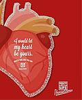 美国Donate Life器官捐献平面广告设计