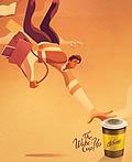 爱沙尼亚麦当劳平面广告设计