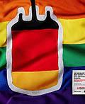 美国男同性恋者健康危机平面广告设计