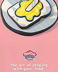 南非Play-doh玩具平面广告设计