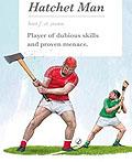 爱尔兰观察报平面广告设计