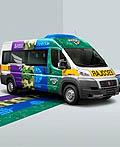 巴西菲亚特汽车平面广告设计