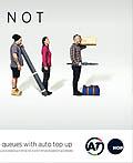 奥克兰运输平面广告设计