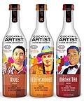美国Cocktail Artist酒包装设计