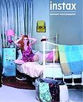 英国Instax平面广告设计