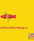 美国Swedish Fish零食平面广告设计