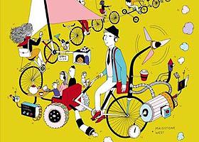 英国Commuters of Kent平面广告设计