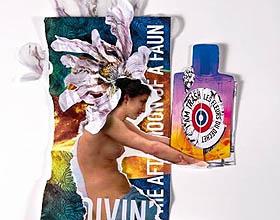 法国Etat Libre D'orange香料平面广告设计
