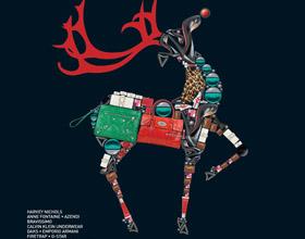 55例世界顶级品牌最佳圣诞设计