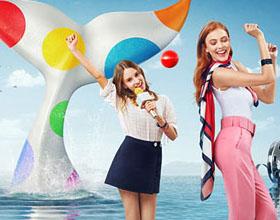 土耳其IstMarina购物中心平面广告设计