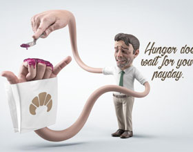 墨西哥Afirme自助取款平面广告设计