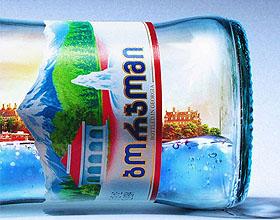 BORJOMI矿泉水创意平面广告设计