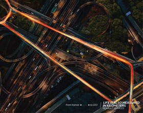 哥伦比亚雷诺汽车平面广告设计