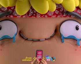 墨西哥Marinela零食平面广告设计