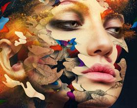 意大利Alberto Seveso超级酷炫的PS图像处理作品欣赏