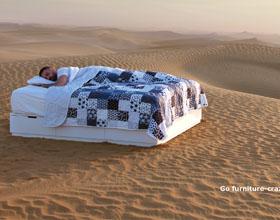 迪拜宜家平面广告设计:疯狂家具