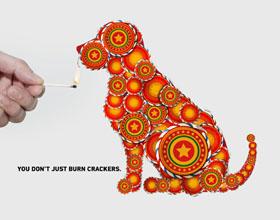 印度BrewingThought平面广告设计