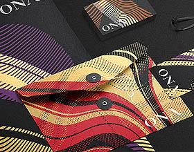 时尚服饰ONA品牌平面设计作品欣赏