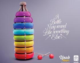 哥伦比亚UNAB平面广告设计