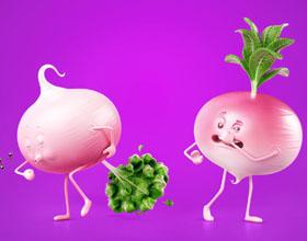 巴西Plantolaxy制药平面广告设计