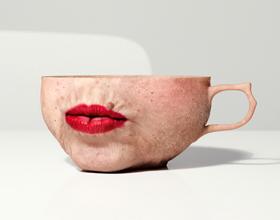 Gorenje洗碗机平面广告设计:清除过去的一切痕迹
