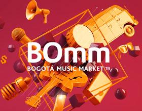 2019音乐与商业联盟平面广告
