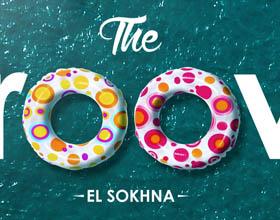 埃及The Groove旅游胜地平面广告设计