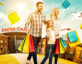 埃及Porto开罗购物中心平面广告设计