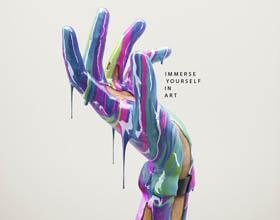 多伦多艺术学院平面广告设计欣赏