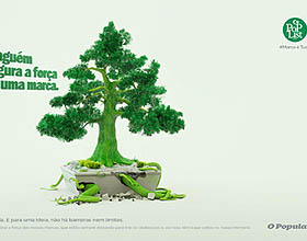 巴西流行歌曲排行榜Goi'nia平面广告设计