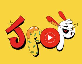 YouTube音乐夏令营品牌视觉设计
