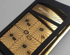 六款创意镂空工艺封面设计欣赏