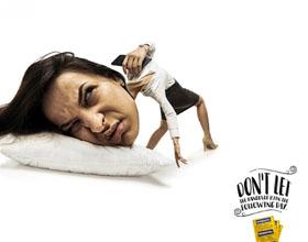 巴西Ressacol平面广告:别让宿醉毁了第二天