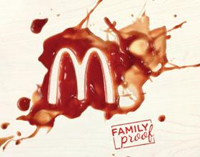 法国麦当劳平面广告设计